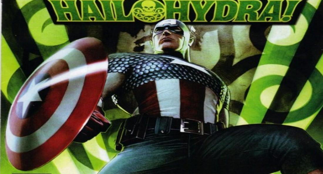 Captain America : Hail Hydra