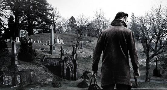 A walk among the tombstones dir. Scott Frank