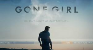 Gone Girl dir. David Fincher