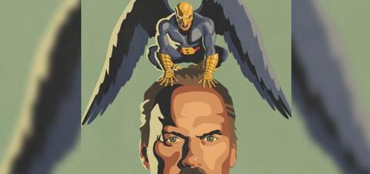 Birdman dir. Alejandro G. Iñárritu